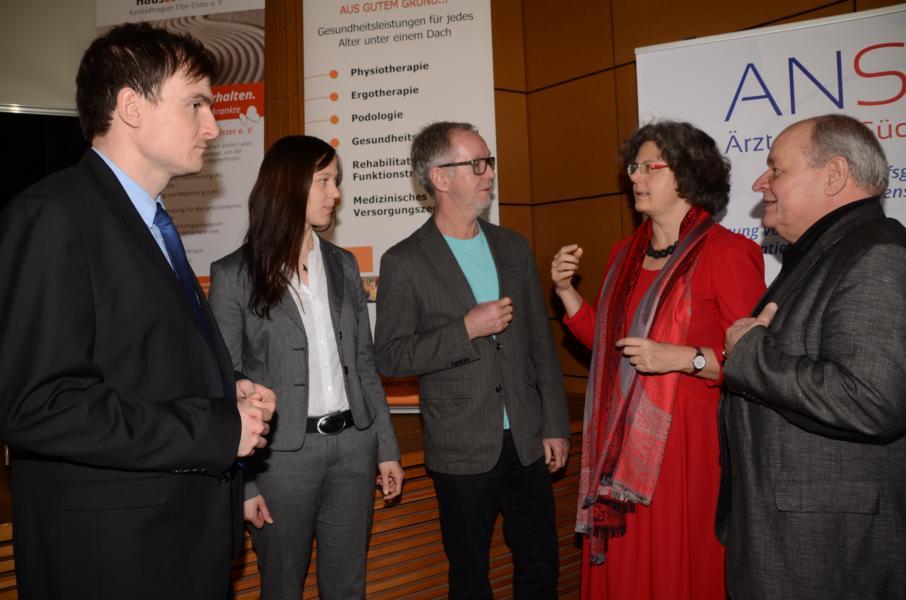 Premiere gelungen - Gesundheitskonferenz der Kurstadtregion Elbe-Elster