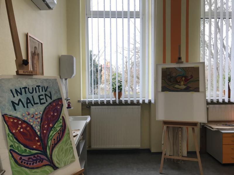 Mal-& Kreativraum im HausLeben